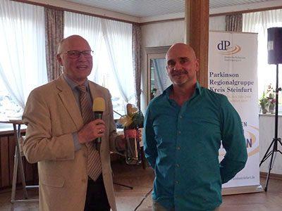 Für seinen reich bebilderten und unterhaltsamen Vortrag bedankte sich Reiner Krauße bei Stephan Bretschneider.