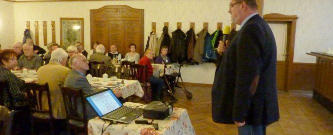 Klaus Meyers, zweiter stellvertretender Bürgermeister der Stadt Steinfurt