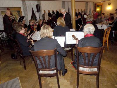 Mandolinen-Orchester