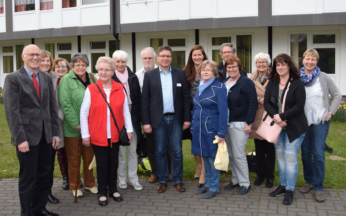 Im Krankheitsfall gut vernetzt | Parkinson-Forum Kreis
