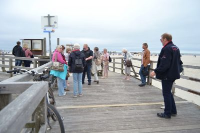 Seebrücke in St. Peter-Ording