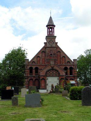 Altkath.St. Theresien-Dom auf Nordstrand