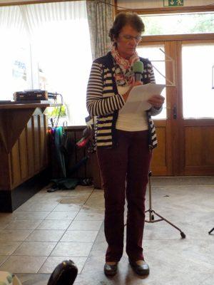 Helga Wehry sprach über Schubladendenken.