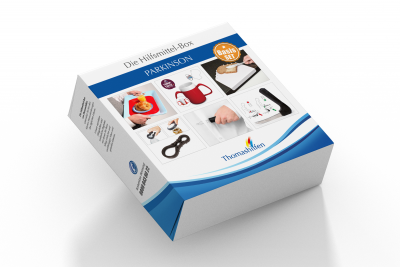 Parkinson Hilfsmittelbox
