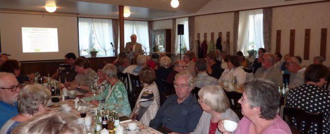 Die Referate beim jüngsten Treffen des Parkinson-Forum Kreis Steinfurt e.V. stießen wiederum auf großes Interesse.