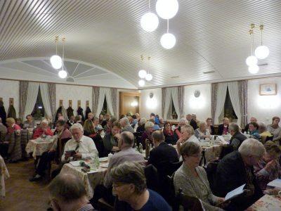 Foto: Gruppentreffen im November