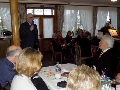 Grußwort von stellvertretendem Bürgermeister Hans-Günter Hahn