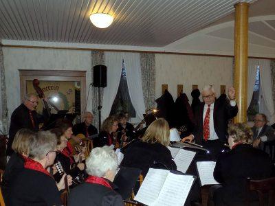 Das Mandolinenorchester Emsdetten
