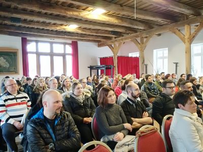 Die Veranstaltung mit Claudia Middendorf stieß auf großes Interesse.