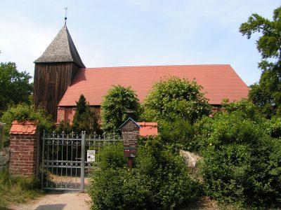 Die Seemannskirche zu Prerow