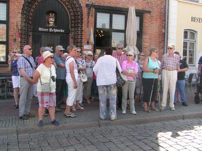 Stadtführung in Wismar