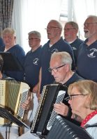 Shanty-Chor der SSG Stormvogel Steinfurt in Aktion