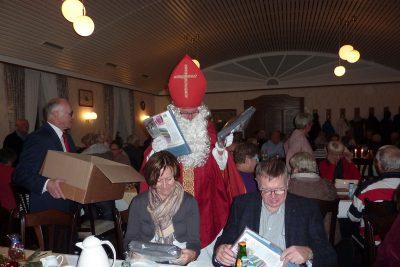 Dank an unsere Förderer für die guten Gaben, lieber Nikolaus...