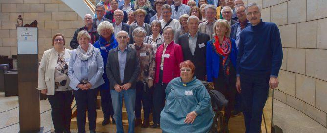 Patientenfürsprecher*innen in NRW, Gruppenfoto.